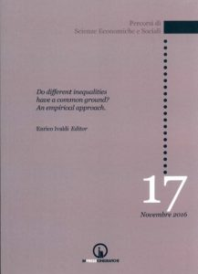 Book Cover: Have different inequalities a common ground?  An empirical approach
