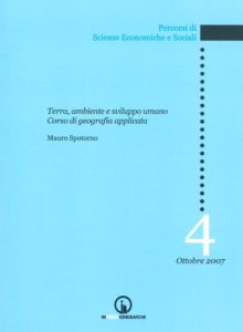 Book Cover: Earth, Environment and Human Development. Course of Applied Geography